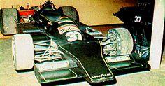 1978 Merzario A1B - Ford
