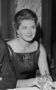 Everything Ingrid Bergman                                                       …