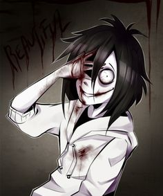 |Jeff The Killer Fanart | Beautiful |+SPEEDPAINT | by 0ktavian.deviantart.com on @DeviantArt