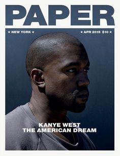 Paper Magazine - Kanye West