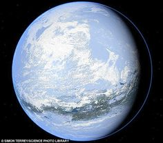 Millions of years ago, the entire planet was a frozen wasteland encased in snow and ice. Scientists believe at least two of these so-called 'Snowball Earth' glaciations occurred during the Cryogenian period, around 640 and 710 million years ago. Little was known about how they ended - until now