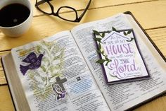 bible journaling for