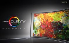 Samsung OLED TV Microsite on French Design Index