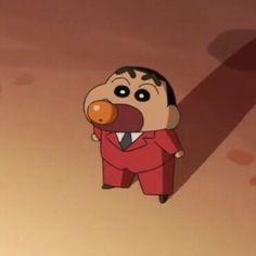 Sinchan Wallpaper, Sinchan Cartoon, Anime Meme Face, Animes To Watch, Emoji Design, Crayon Shin Chan, Cartoon Profile Pictures, Favorite Cartoon Character, Japanese Boy