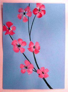 3rd grade cherry blossoms