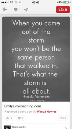 #storm #quote #strong