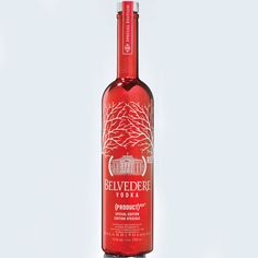Vodka Belvedere (45,25 $ le 750 ml; SAQ, saq.com)