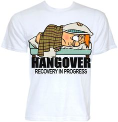 3bc9984ed Click to Buy << MENS FUNNY COOL NOVELTY HANGOVER DRUNK BEER LAZY JOKE T- SHIRTS RUDE PUB GIFTS 100% Cotton T Shirts for Man Top Tee #Affiliate