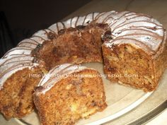 Cookie Recipes, Dessert Recipes, Desserts, Good Food, Yummy Food, Pastry And Bakery, Loaf Cake, Food Cakes, I Foods