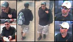 https://www.pinterest.com/jjerome958/2the-philadelphia-editor-2015-edition/ A man wearing shorts, a hoodie and (of course) an Eagles hat has hit three banks in Center City in less than a year.