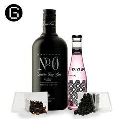 """...El Club del Gin Tonic, con una gran combinación: """"El octubre Rojo"""""""
