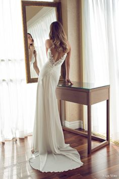 Julie Vino Spring 2014 Wedding Collection – Fashion Style Magazine - Page 11
