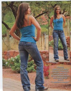 Cowgirl Tuff Mustang Jeans - PIN IT TO WIN IT!