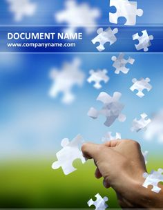 Word Documentation Cover Page Template | TemplatesBox Blog                                                                                                                                                                                 More