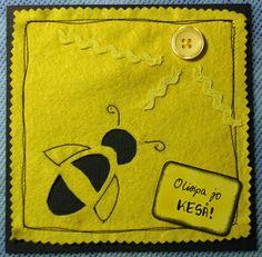A Bee Card for P*skarteluhaaste #59