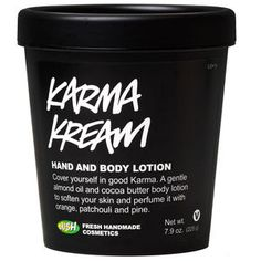 Karma Kream - Smooth on our signature scent in a skin soothing kream