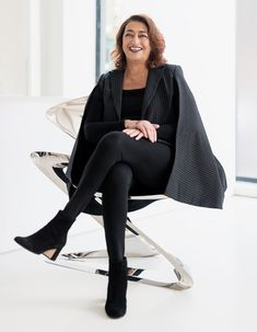 Zaha Hadid talks personal style: Part One - Style - How To Spend It
