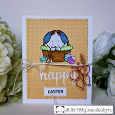 Gloria's craft room: Happy Easter!