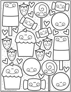 Coloring Club — From the Pond Crecen algo mejor que united nations antes b después Easy Coloring Pages, Printable Coloring Pages, Free Coloring, Coloring Pages For Kids, Adult Coloring, Coloring Books, Coloring Sheets, Drawing For Kids, Art For Kids