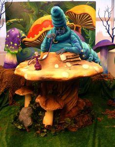 alice in wonderland caterpillar costume Alice In Wonderland Play, Caterpillar Alice In Wonderland, Halloween Alice In Wonderland, Wonderland Costumes, Wonderland Party, Winter Wonderland, Boogie Wonderland, Mad Hatter Party, Mad Hatter Tea