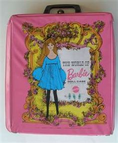 I still have my Barbie case like this!