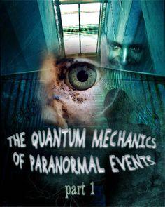 Day 469—靈異事件的量子機制