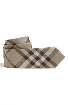 Burberry Woven Silk Tie (Big Boys)