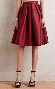 Minka Skirt #anthrofave