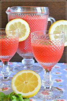 Sweet my Kitchen: Limonada de melancia