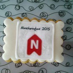 Northernfest galletas decoradas