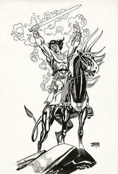 Cap'n's Comics: Blackmark by Gil Kane