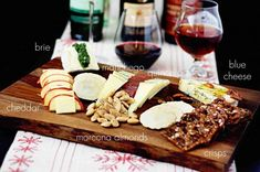 The Perfect Cheese Tray • Steele House Kitchen
