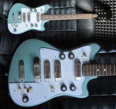 Guitar Blog: Solo II - USSR Soviet-era guitar