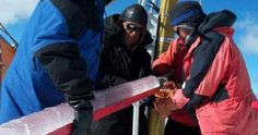 Exploring Climate change: Studying ice core evidence