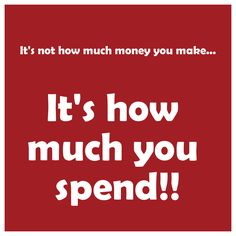 Some easy tips on budgeting money and making your paycheck last! Absolutely! How much money do you disperse out?!?! Is the question?