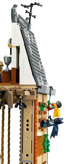 Holy Bricks! I Love Everything About Lego's New Classic Batman TV Series Batcave Set
