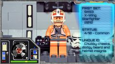 Jek Porkins LEGO Minifig from set 9493 X-Wing Starfighter https://www.youtube.com/watch?v=hw62MGsF3xg (adsbygoogle = window.adsbygoogle || []).push({}); Watch the video for more detailed collector info. This LEGO Star Wars minifigure is the first version of this iconic character and comes from LEGO …
