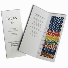 Collezione Dominotes Sample Book | TALAS