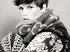 Saskia De Brauw.  http://girls-will-be-boys.tumblr.com