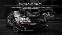 2013 Dodge Avenger Blacktop