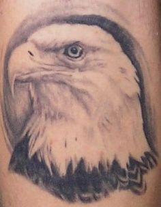 Compelling Eagle Tattoos