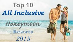 Find the best all inclusive honeymoon resorts in the Caribbean, Mexico and Costa Rica. The most popular all inclusive honeymoon destinations by far are Jamaica, Cancun - Riviera Maya and Punta Cana in the Dominican Republic. All Inclusive Honeymoons, Caribbean Honeymoons, Jamaica Honeymoons, Cancun Honeymoons, St Lucia Honeymoons, Punta Cana Honeymoons