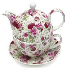 Chintz Tea for One