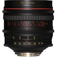 Tokina Cinema 16-28mm T3.0 with Canon EF Mount, Purple