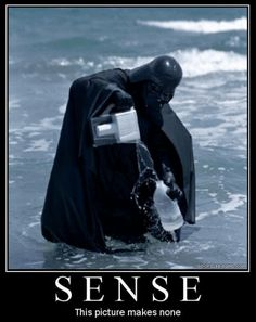 Simple, Darth Vader got thirsty so he melted the planet Hoth and is getting a drink.