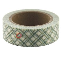 A09041227 Vintage Style Decorative Tape Crosswire by LycheeCraft, $2.49