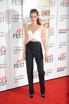 Kristen Stewart at On The Road Premiere