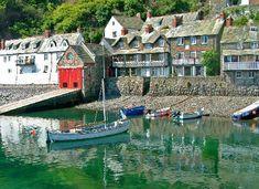 Cornwall, great water scene