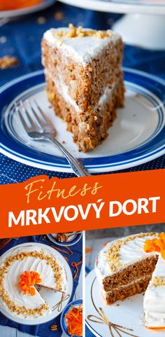 Cake nature fast and easy - Clean Eating Snacks Cold Cake, Recipe For Teens, Zucchini Cake, Savoury Cake, Carrot Cake, Original Recipe, Clean Eating Snacks, Carrots, Food And Drink