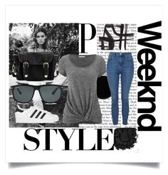 A fashion look from June 2015 featuring gray shirt, short pants and leather sneakers. Browse and shop related looks. Deborah Lippmann, Grey Shirt, Leather Sneakers, Urban Decay, Adidas Originals, Ray Bans, Topshop, Fashion Looks, Flats